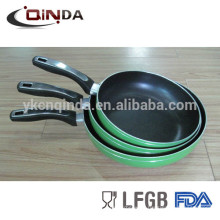 3 pieces non-stick frypan set